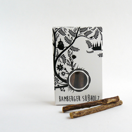 Bamberger Sweetwood, 25g-box